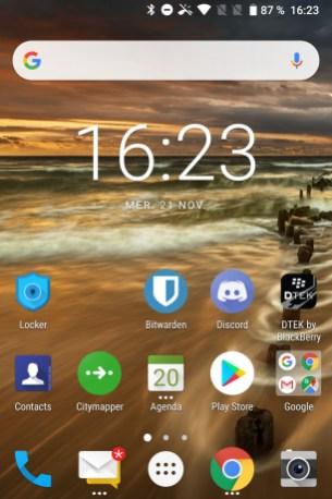Blackberry UI Key2LE (2)