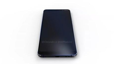 Nokia 9 onleaks a