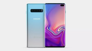 Samsung Galaxy S10 Plus Onelaks 2