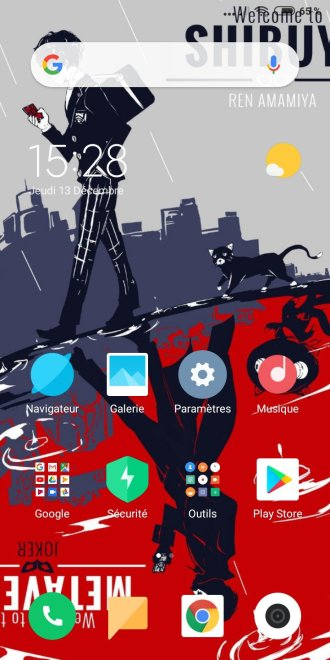 Xiaomi Redmi 6 MIUI 10 UI (1)