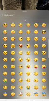 Instagram story emojis