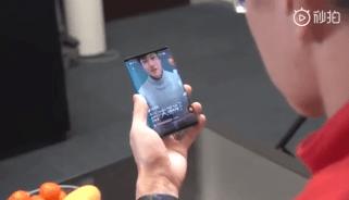 Xiaomi smartphone pliable 2