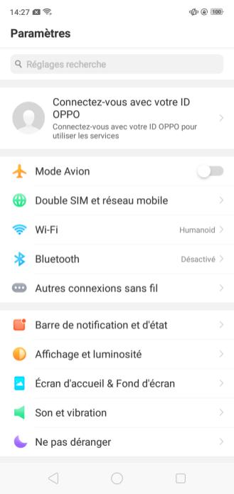 Oppo AX7 UI (1)