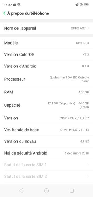 Oppo AX7 UI (2)