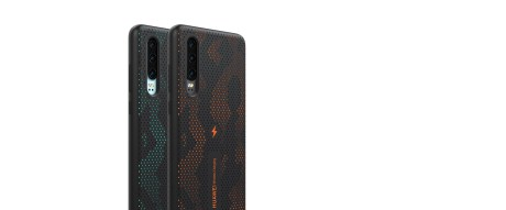 Huawei P30 coques charge sans fil