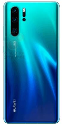 Huawei P30 Pro aurore