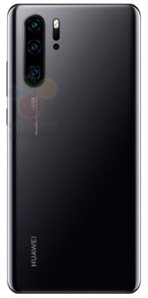 Huawei P30 Pro noir