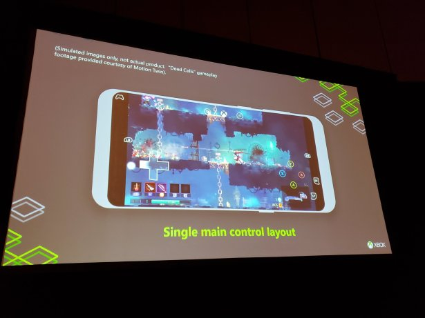 Microsoft xCloud Interface Smartphone (3)