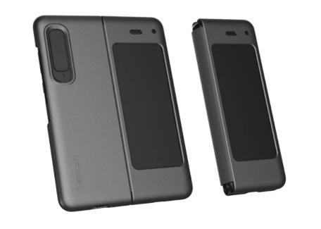 Samsung Galaxy Fold coque spigen 1