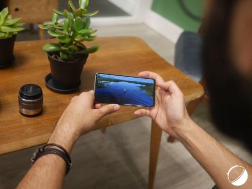 Samsung Galaxy S10e écr
