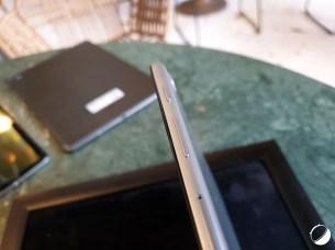 Samsung Galaxy Tab A 2019 bouton