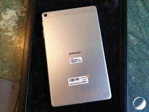 Samsung Galaxy Tab A 2019 dos