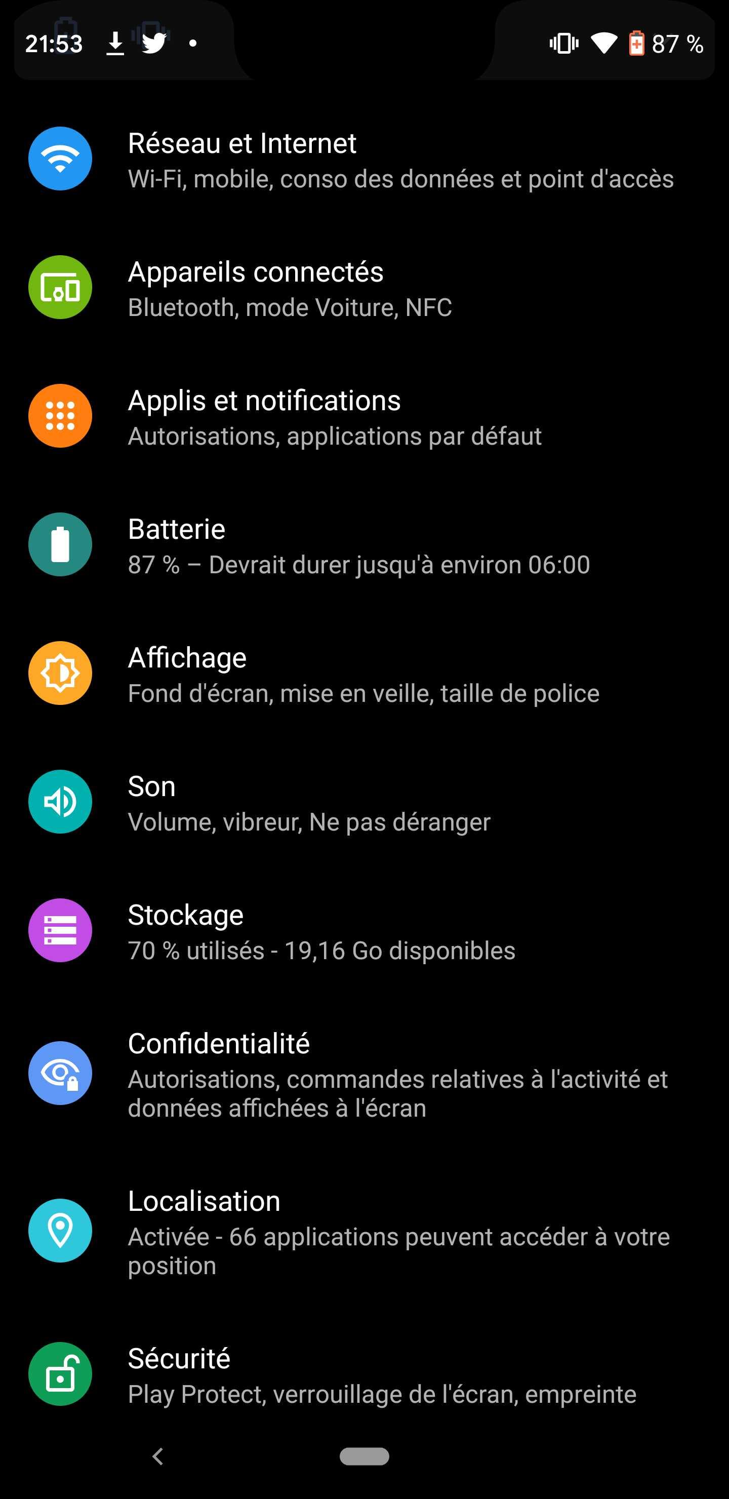 Android 10 : voici la liste des nouveautés de la mise à jour