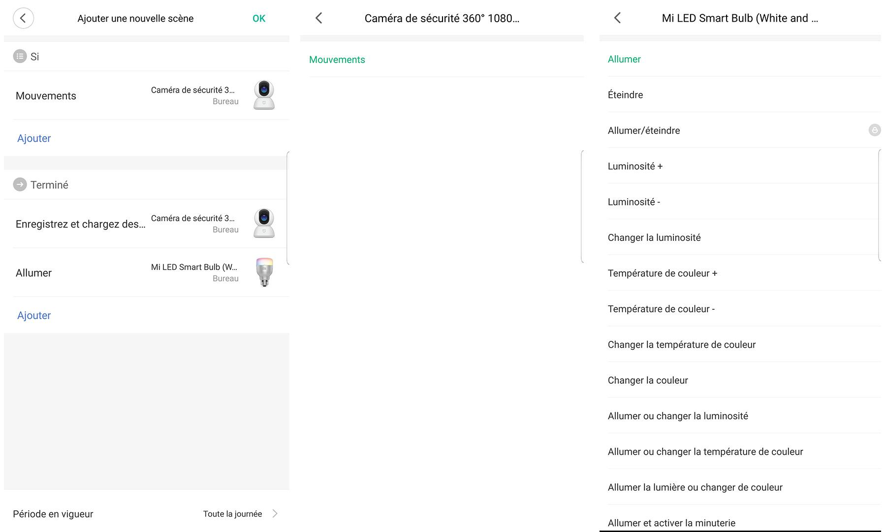 Test Xiaomi Mi Home Security Camera 360 Que Vaut La