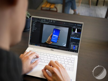 Dell XPS 13 (2031) test