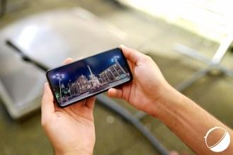 Samsung Galaxy A40 écran