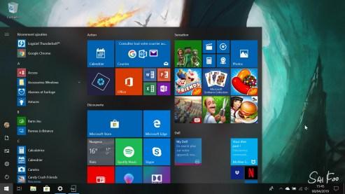 Windows 10 1809 Dell XPS 13