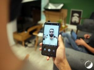 Huawei P Smart Z selfie