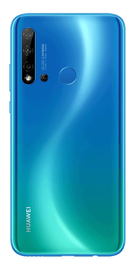 Huawei P20 Lite 2019 dos