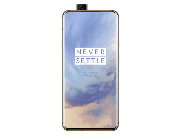 OnePlus 7 Pro face