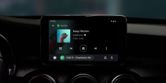 android auto sombre
