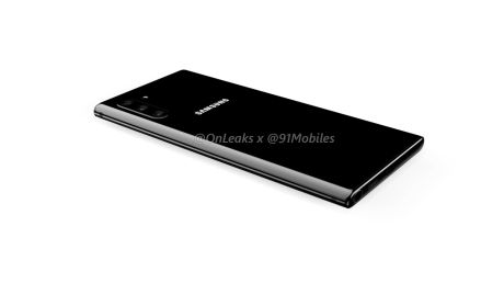 Samsung Galaxy Note 10 onleaks 91mobiles (7)