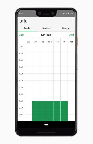 Arlo App 10
