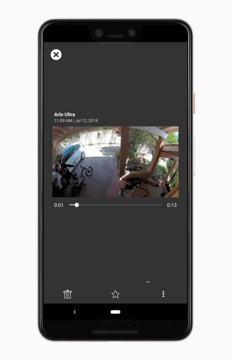 Arlo App 8