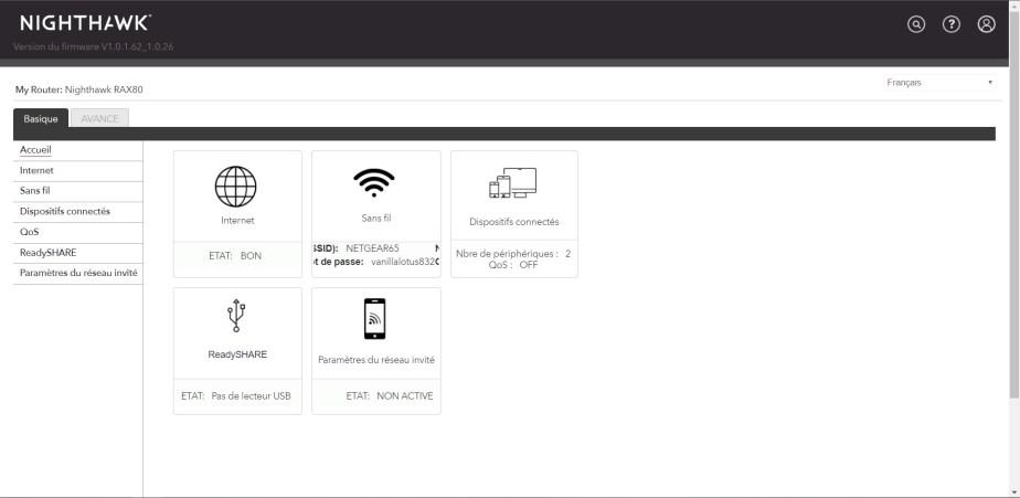 Netgear nighthawk UI (1)