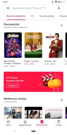 Google Play Store UI été 2019 (3)