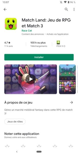 Google Play Store UI été 2019 (5)
