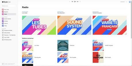 Apple Music beta 1