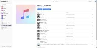 Apple Music beta 2