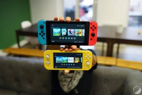 c_Nintendo Switch Lite - FrAndroid - DSC01681