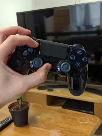 Manette PS4 association bluetooth