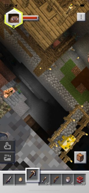 Minecraft Earth Prise en main (13)