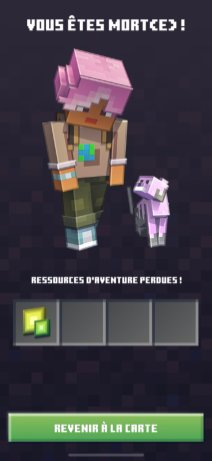 Minecraft Earth Prise en main (15)
