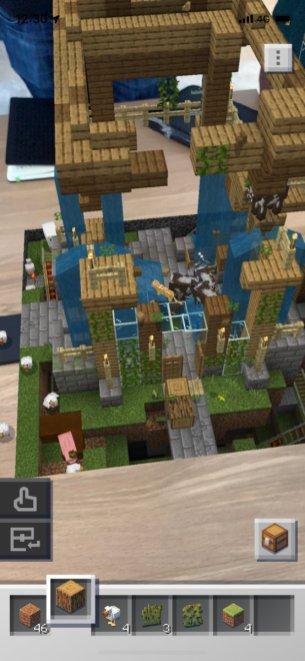 Minecraft Earth Prise en main (2)