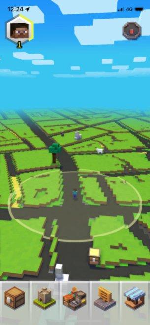 Minecraft Earth Prise en main (28)