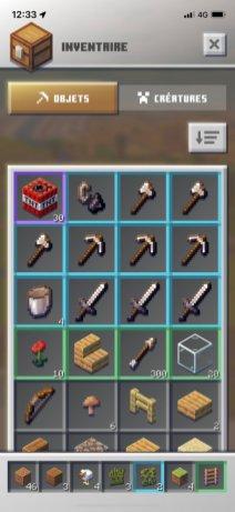 Minecraft Earth Prise en main (5)