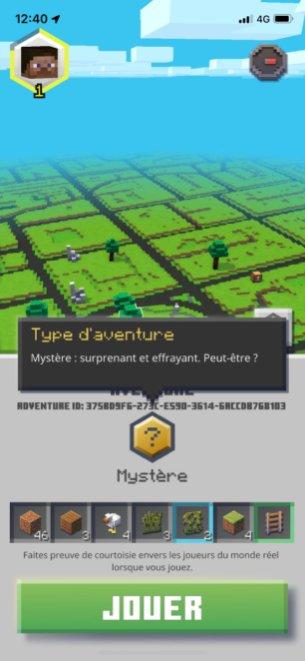 Minecraft Earth Prise en main (9)