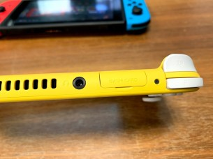 Nintendo Swtich Lite carte jeu
