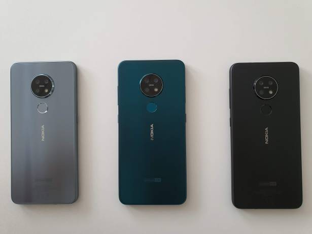 Nokia 7.2 color