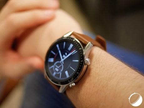 La montre Huawei Watch GT2