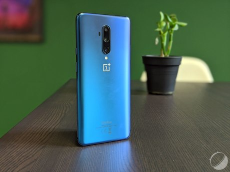 Le OnePlus 7T Pro // Source : Frandroid