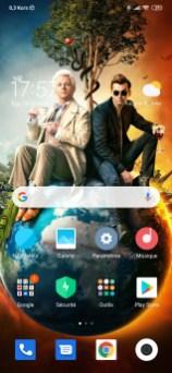 Xiaomi MIUI Redmi Note 8 UI (1)