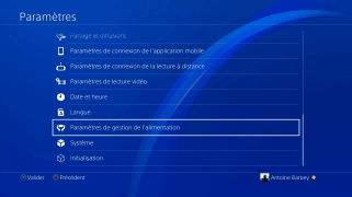 Lecture a distance ps4 6