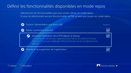 Lecture a distance ps4 8