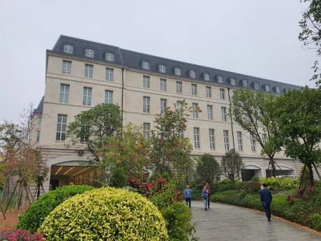Huawei Ox Horn Campus cité