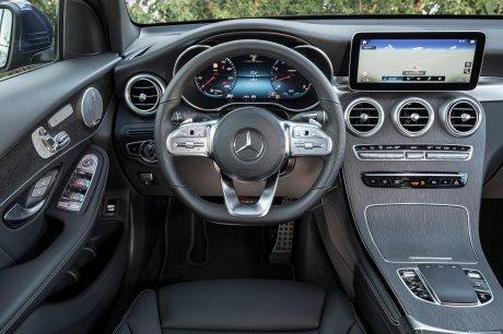 Intérieur Mercedes GLC